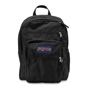 JanSport Big Student Backpack NWOT Black